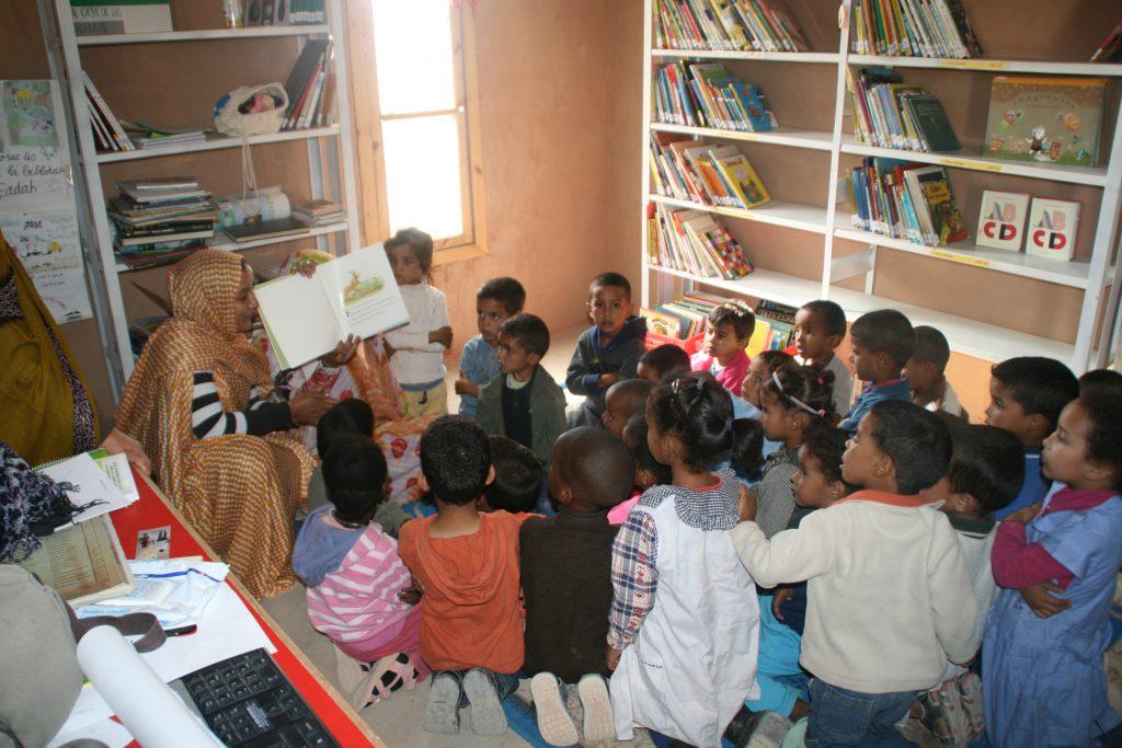 saharauis-escuela